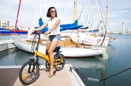 vélo lac léman
